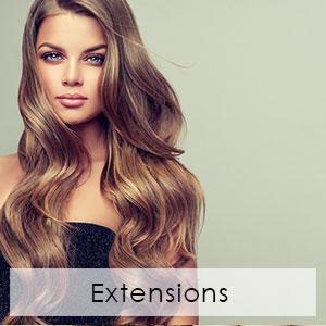 HAIR EXTENSIONS at Ventura Hair Design Salon in Eastleigh