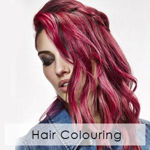 HAIR COLOURING at Ventura Hair Design Salon in Eastleigh