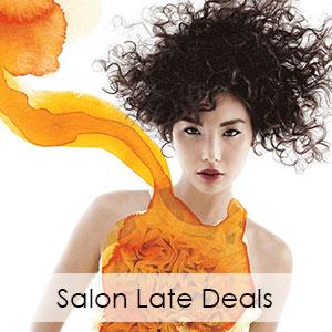 Salon Late Deals at Ventura Hair Design Salon in Eastleigh