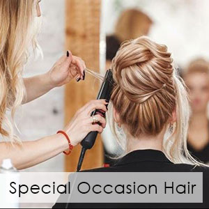 SPECIAL OCCASION HAIR at Ventura Hair Design Salon in Eastleigh