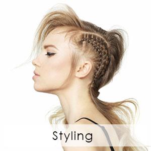 HAIR STYLING at Ventura Hair Design Salon in Eastleigh