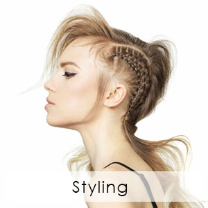 HAIR STYLING at Ventura Hair Design Salon in Eastleigh