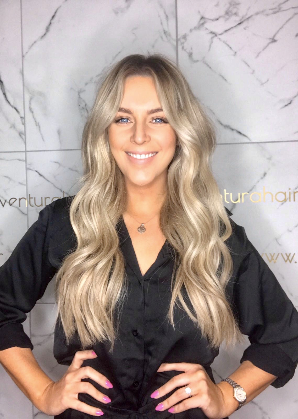 Sarah Salon Manager