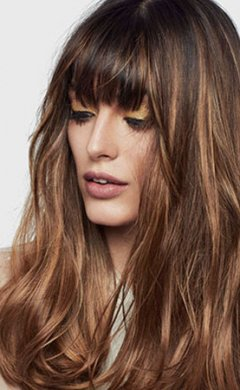 Balayage Hair Colour at Ventura Hair Design Hair Salon in Eastleigh, Southampton